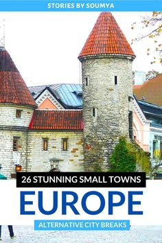 Looking for charming European towns that aren't trodden by tourists? These 26 underrated but stunning medieval European cities make for amazing alternative European city breaks. Which of these would you like to include in your European bucket list? Click to find out. Best cities in Europe | Beautiful European Cities | Small European Towns #CultureTravelWithSoumya #Europe #EuropeanCities Best Cities In Europe, Places In Europe, Europe Destinations, Europe Travel Tips, European Travel, Amazing Destinations, Asia Travel, Pictures Of Beautiful Places, European City Breaks