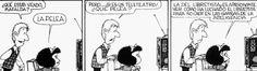 Mafalda y la tv