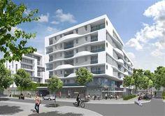 Kapitalanlage mit Konzept - Hier stimmt der Preis: Entlang der Ellen-Gottlieb-Straße entsteht ein weiteres, attraktives Neubauprojekt. Mit den gut geplanten 1- und 2-Zimmer-Eigentumswohnungen und der modernen Architektur trifft dieses Angebot die Mietnachfrage.