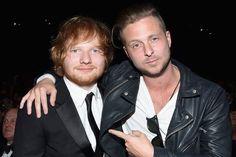 Imagem: Ryan Tedder compôs música emocionante para álbum de Ed Sheeran