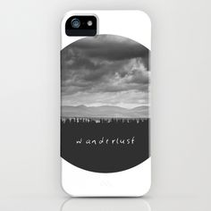 Wanderlust iPhone Case by Dustin Hall - $35.00