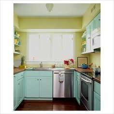 Kitchens On Pinterest Yellow Kitchens Yellow Cabinets And Yellow