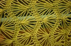 Hairpin Lace Patterns | Loops in string: December 2008