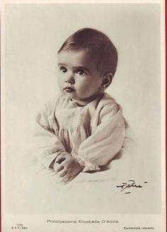 Elisabeth  of Hesse daughter of Princess Mafalda and Prince Phillip of Hesse