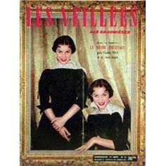 Veillees (Les) N° 12 Du 25/03/1955 - Lectures Romanesques - Tricots- Ouvrages - Enquetes - Cuisine Claude Vela - Marie Curie.