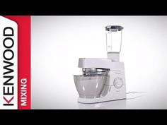 Kenwood km336 Chef Classic Stand Mixer in Gloss White Review