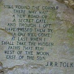 J.R.R.Tolkien quote
