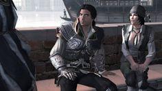 Assassin's Creed 2 Ezio e Leonardo da Vinci Venezia