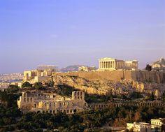 Atenas, Acropolis
