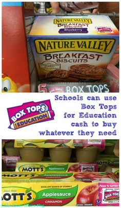 Box Tops for Education Helps Schools Save For a Bright Future #AD #BTFE #BOXTOPS