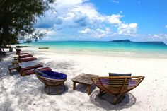 ★★★ Paradise Bungalows Koh Rong, Koh Rong Island, Cambodia – – Best in Travel – The best places to visit in 2020 Cambodia Destinations, Cambodia Beaches, Travel Destinations, Next Holiday, Bungalows, Where To Go, Cool Places To Visit, The Good Place, Paradise
