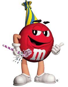 M & M - Happy Birthday