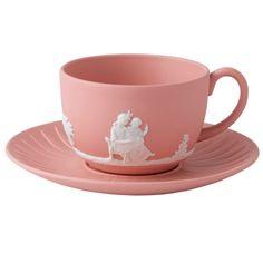 Wedgwood Cup & Saucer Set