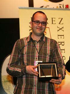 Vicente Patiño. Cocinero Revelación 2007 #Madridfusion