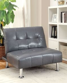 Chair With Side Pockets On Both Sides
