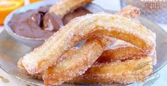 Beignet de courgette – Toutes Recettes Beignets, Beignet Nutella, Mexican Food Recipes, Ethnic Recipes, Onion Rings, Crepes, Macarons, Biscuits, Deserts