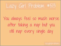 lazy girl problems   # Pin++ for Pinterest #