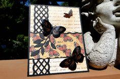 Butterfly Hello! by jasonw1 - Cards and Paper Crafts at Splitcoaststampers
