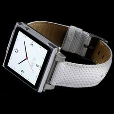 Vision Leather Watch now featured on Fab.