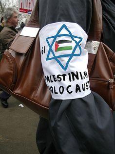 Palestinan Holocaust armband | by Kombizz