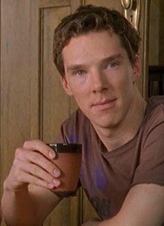 Benedict Cumberbatch as Rory Slippery in Fortysomething (2003)  HopelesslyBenaddicted.tumblr.com
