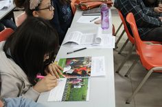 YPARD China joined the 2nd Youth Forum of ARD in CAAS - students discovering YPARD