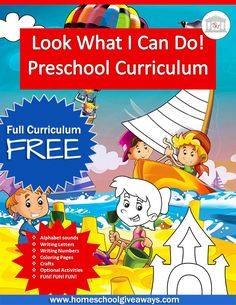 Free Complete Preschool Curriculum!