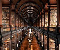 SOY BIBLIOTECARIO: Las bibliotecas más espectaculares de las Islas Br...