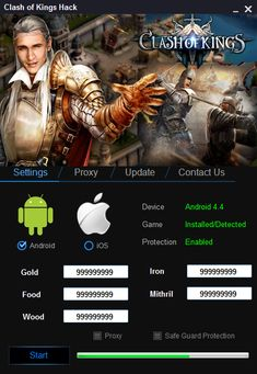 Clash of Kings Hack Clash of Kings Hack Android&iOS http://www.hacksbook.com/clash-of-kings-hack-cheats/