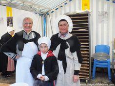 The Herring Festival Etaples-sur-Mer where the locals really get into the spirit