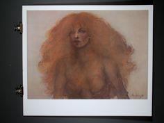 "Ramon Santiago ""Lady Di"" Fine Art Print , Rochester, 26 x 31'' Poster"