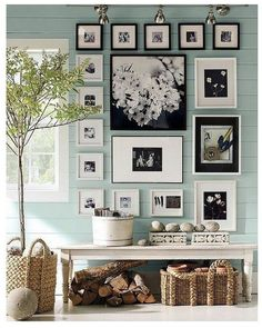 Room for Style: Hello 2014 - Mixing Old & New Decor
