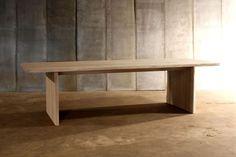 Altar II table in French Oak by Heerenhuis