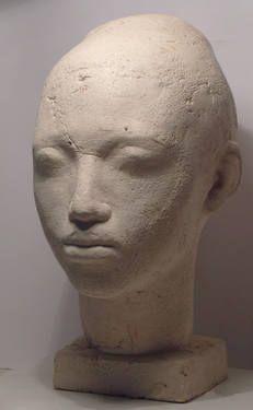"Saatchi Art Artist Maria Aprasidi; Sculpture, ""SIU"" #art"