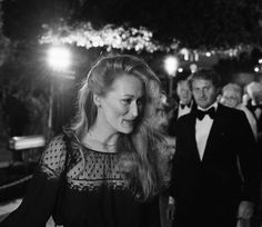 One Of My Fave Actresses... Such a Timeless Beauty Is Meryl...