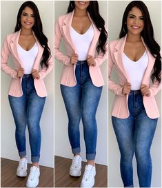 Simple Outfits, Outfits For Teens, Stylish Outfits, Cute Outfits, Sexy Classy Style, Casual Chic Style, Teen Fashion, Fashion Outfits, Womens Fashion