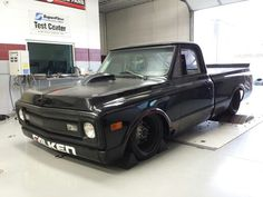 Summers and Sons, Chevy C-10 dyno test.