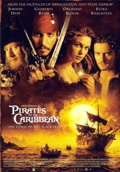 Pirates of the Caribbean: The Curse of the Black Pearl, 2003