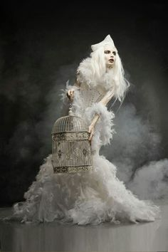 Model: Zhenya Merrick