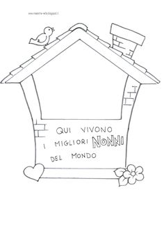 maestra Nella: festa dei nonni Music Activities For Kids, Learning Activities, Country Paintings, School Daze, Grandparents Day, My Job, Primary School, My Family, Paper Dolls