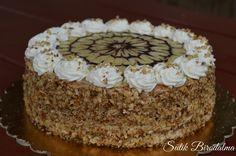 SÜTIK BIRODALMA: torta