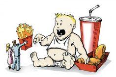 7 pasos para frenar la #obesidad infantil. ¡Facilísimos! #BlogdeBabyCenter.  @Clarisse Céspedes #nutricion