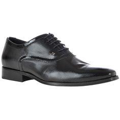 Sapato couro verniz