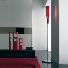 Infuse a perfect amount of soft ambient light into any setting by installing the Oslo PI Floor Lamp. Exclusively designed by Claudio Saccon, this standing-style luminaire was manufactured in Italy by the renowned label Sillux. Oslo, Modern Floor Lamps, Glass Diffuser, Light Fittings, Beautiful Lights, Hand Blown Glass, Ceiling Lamp, Traditional Design, Polished Chrome
