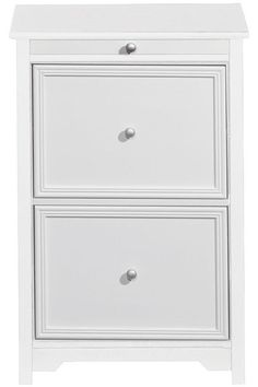 Oxford File Cabinet with Pull-out Shelf - File Cabinets - Home Office Furniture - Furniture | HomeDecorators.com
