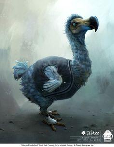 DODO BIRD - Tim Burton's Alice and Wonderland