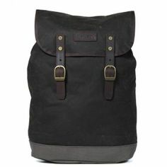 Barbour® Beeswax City Backpack
