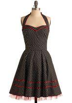 image of All Shook Up Dress