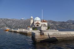 Our Lady Of The Rocks, Bay of Kotor, Montenegro.