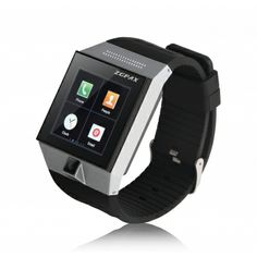 ZGPAX S5 Android 4.0 Smart Watch Phone 1.54 inch Dual core WiFi GPS Bluetooth Capacitive screen GSM http://www.kingsouq.com/s5-android-4-0-smart-watch-phone-1-54-inch-dual-core-wifi.html?utm_campaign=pinterest&utm_source=printerest&utm_medium=SNS